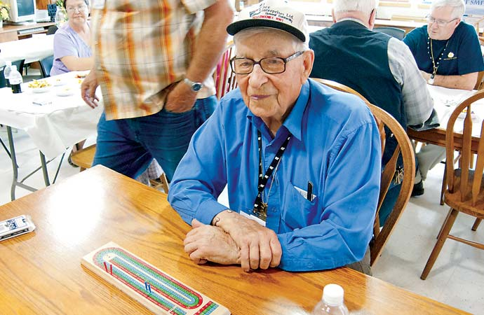 Life of adventures for a 96 year-old crib master