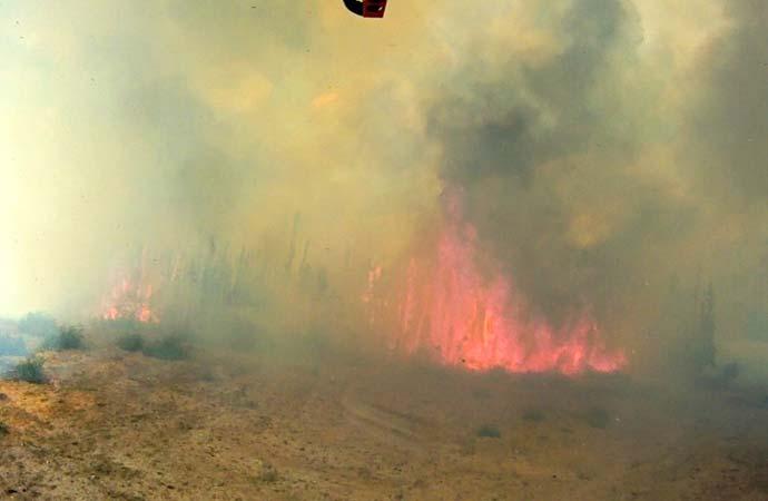 Communication key in fire emergencies