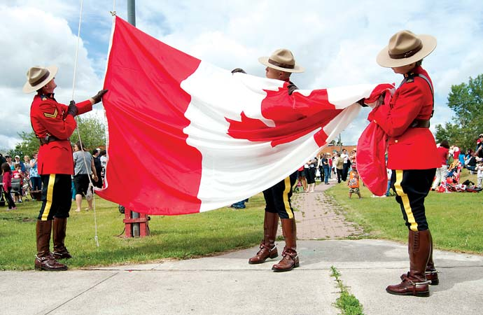 Another way to celebrate Canada Day
