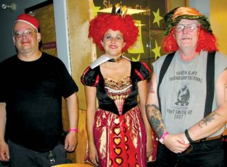 Friendship Festival unites musicians and town