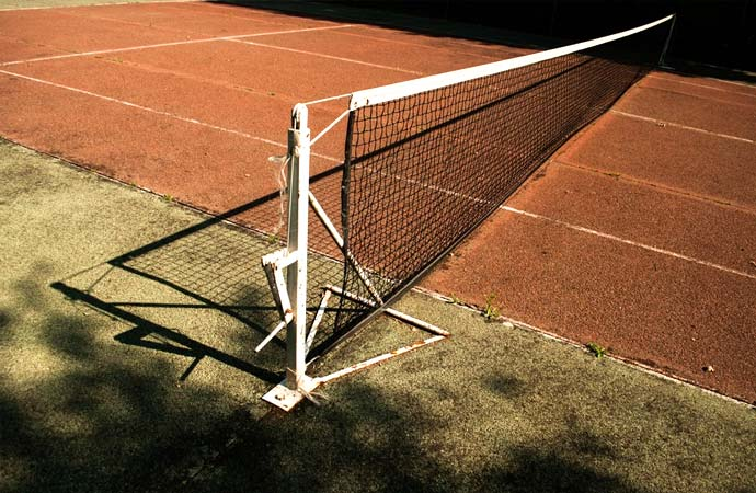 Tennis tourney heats up Canada Day weekend