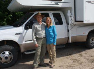 Endless road trip brings adventurers to South Slave