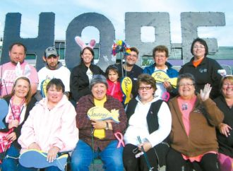 Hay River raises $80,000 for cancer research