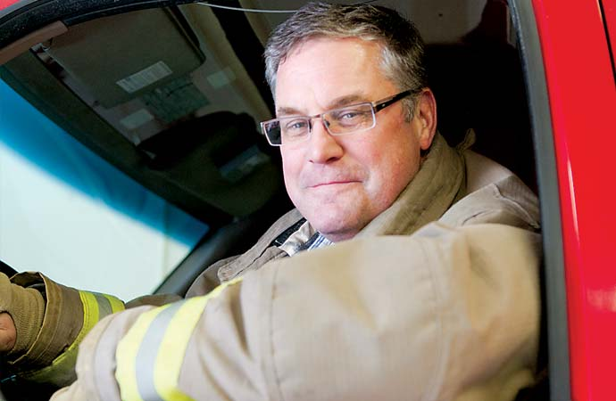 Fort Smith fire chief retires