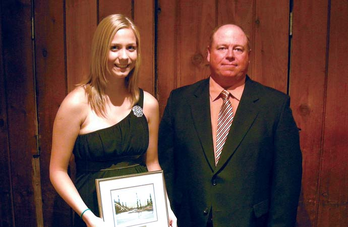 Fort Smith youth awarded for leadership