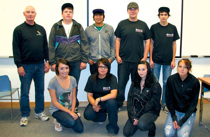 High schoolers get hands on with trades program