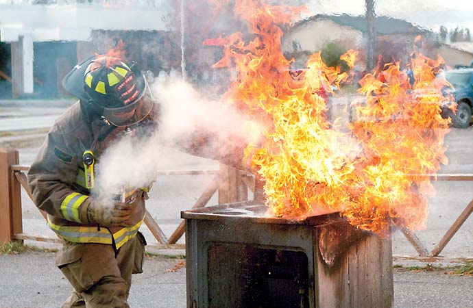 Fort Smith celebrates Fire Prevention Week