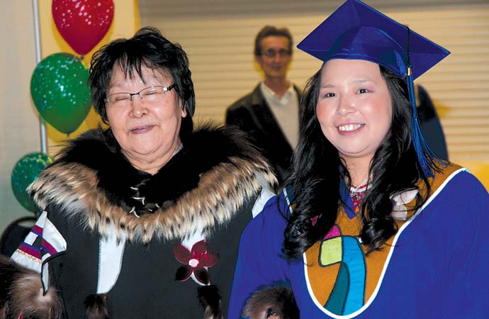 The sky's the limit for Aurora grads