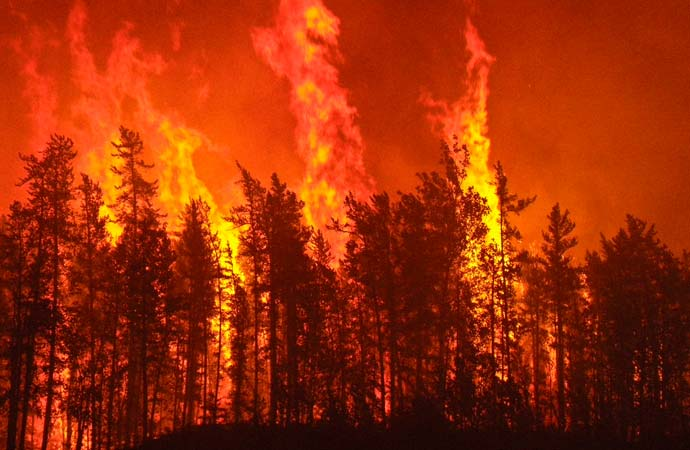 2012: The big fire season that just wouldn't quit