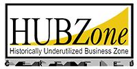 HUBZone Underutilized Business Zone Certified