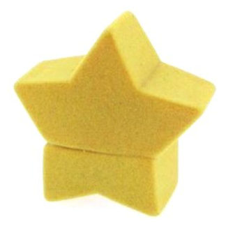 Yellow Star Ring Box