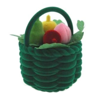 Fruit Basket Ring Box