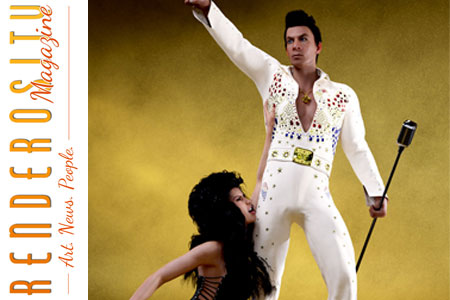 JT2XTREME – Elvis Edition on Renderosity Magazine