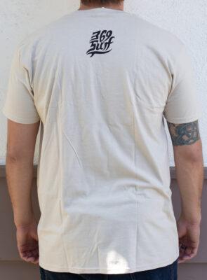 369 Surf Zombie White T Shirt