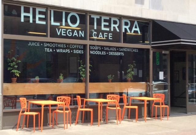 Helio Terra Vegan Cafe