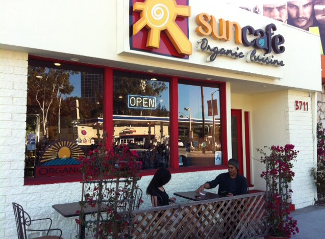 Sun Cafe Organic Cuisine