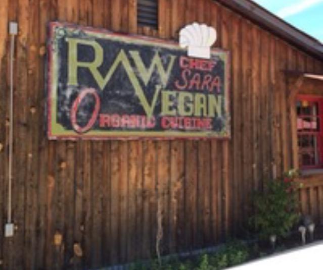 Chef Sara's Raw Vegan Academy and Cafe