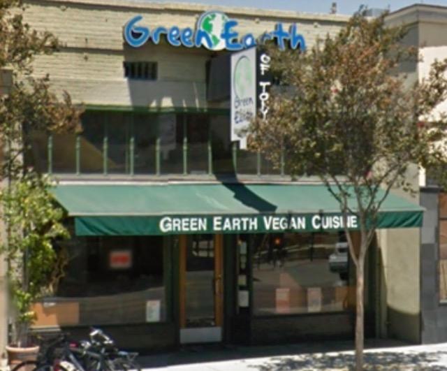 Green Earth Vegan Cuisine Pasadena CA