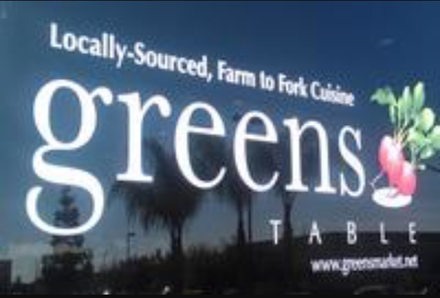 Greens On 10th – Greens Table