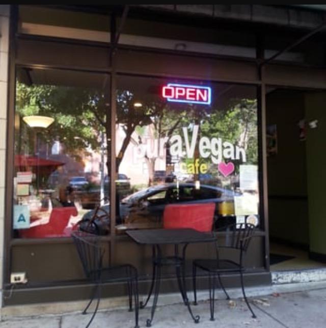 Pura Vegan Cafe and Yoga