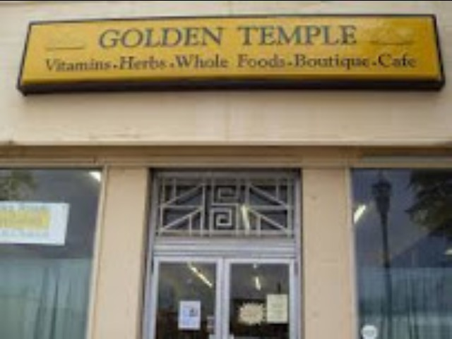 Golden Temple Health Food and Cafe