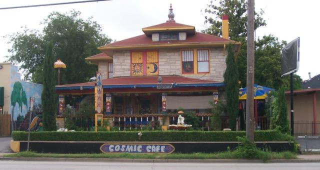 Cosmic Cafe