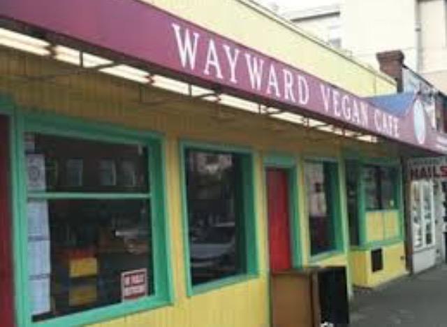 Wayward Vegan