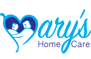 Mary's Home Care Logo