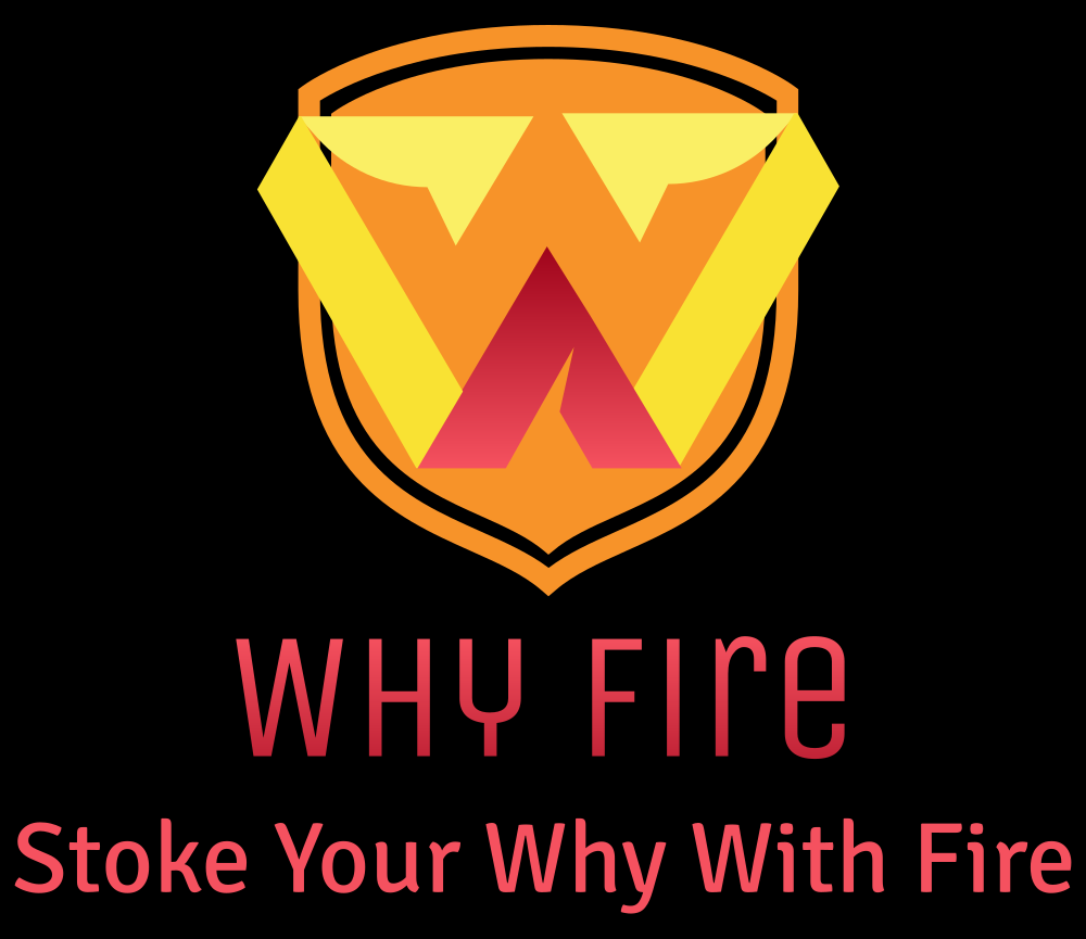 Why Fire Black background
