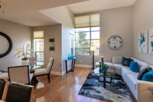 1 E Julian St #313 Living Areas