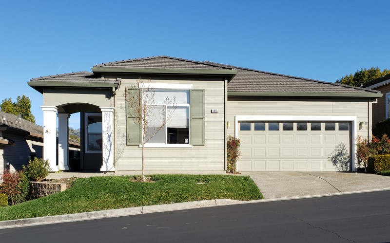 8865 Wine Valley Circle San Jose, located in The Villages within the Evergreen district - photo of the front of the house -