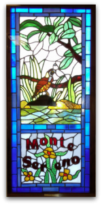 Monte Sereno Stained Glass