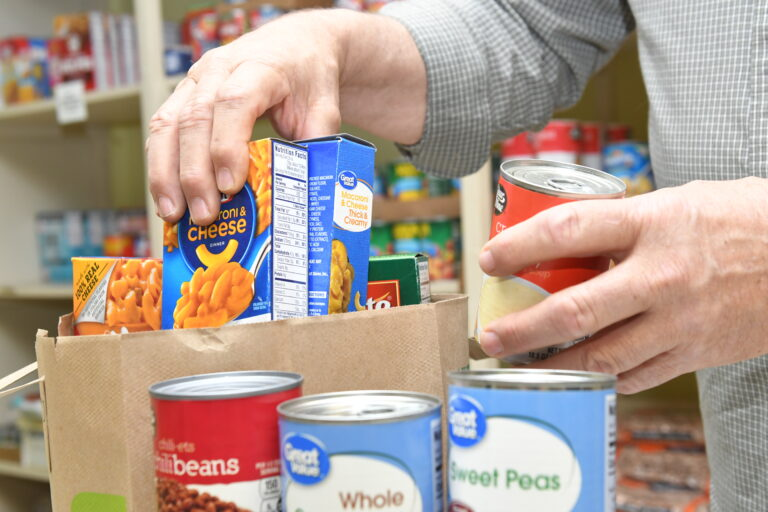 Living Faith Food Pantry Get Involved
