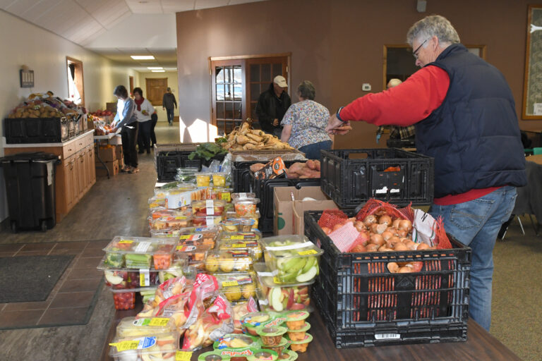 Living Faith Food Pantry Ways to Support Restocking
