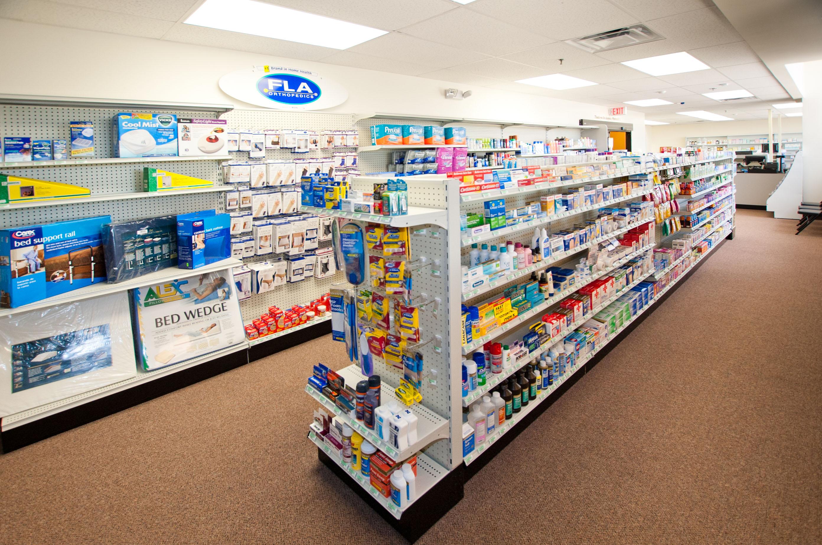 Hancock Pharmacy Inside Shopping