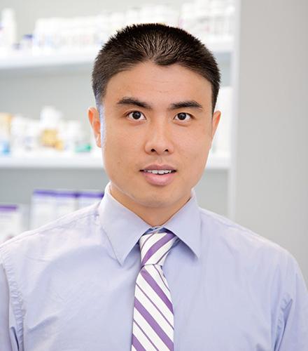 Andy Zhang R.Ph. Pharm D