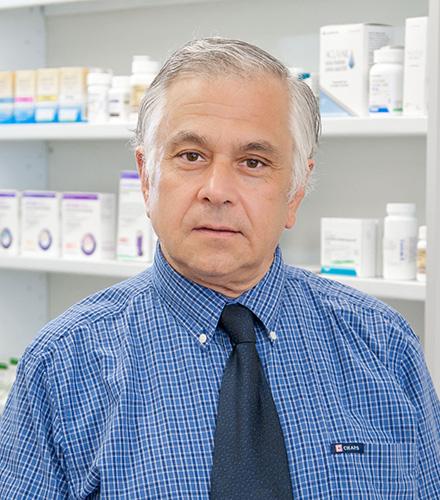 Frank Bruno, R.Ph.
