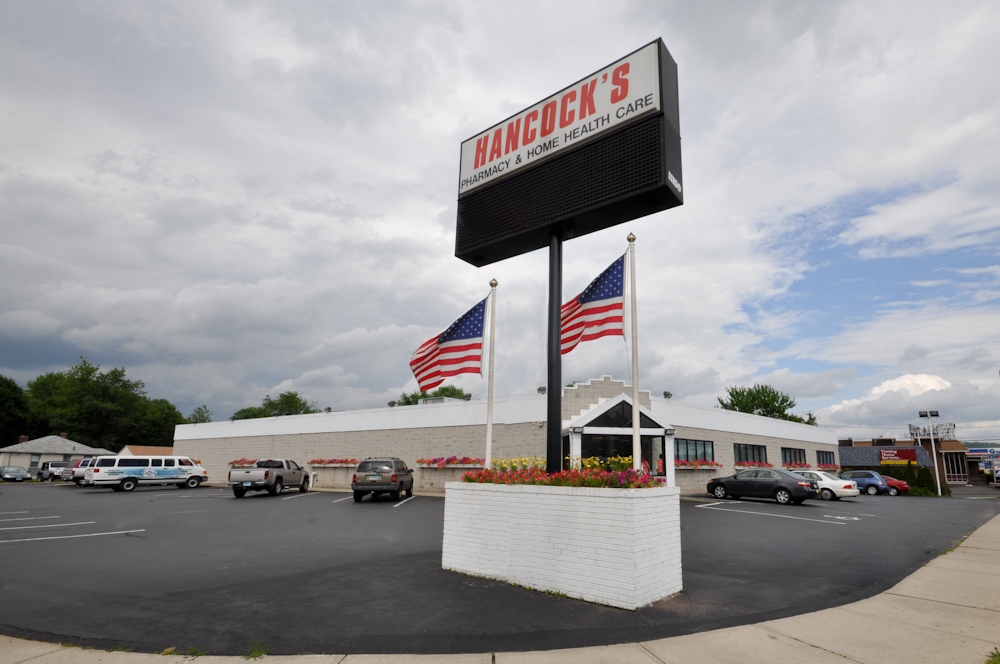 Hancock Pharmacy Meriden CT
