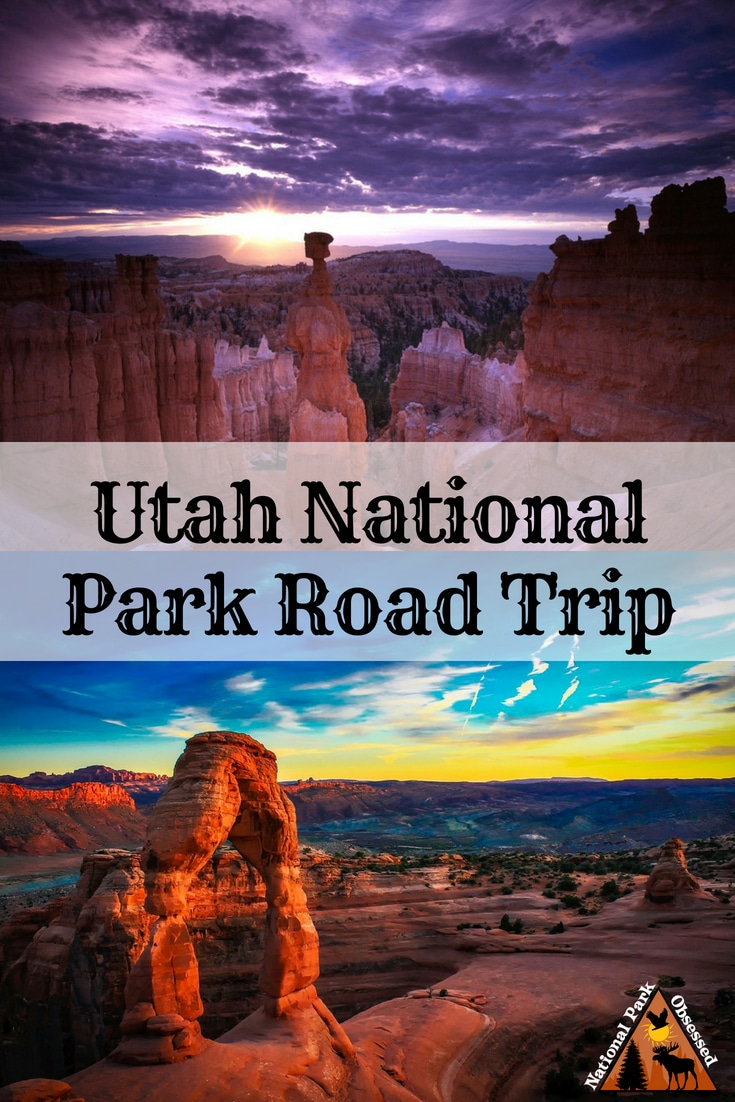 A road trip is the best way to see the Mighty 5. The Utah National Parks are worth a week-long visit. This is the perfect Itinerary to see the highlights of the parks. #zion #zionnps #bryce #brycecanyon #canyonlands #canyonlandsnps Utah national park vacation. Utah national park | Utah national park vacation | Utah national park photography | Utah national park itinerary | Utah hikes | Utah itinerary