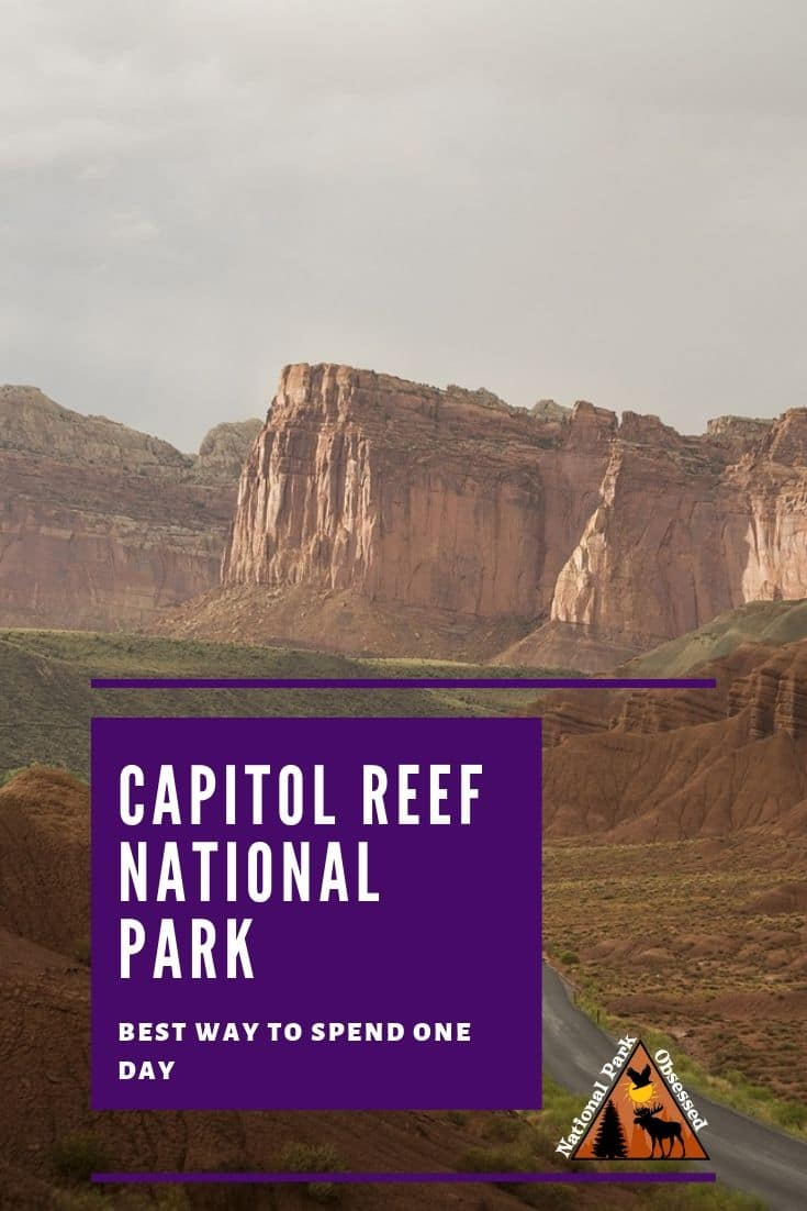 Looking to visit Capitol Reef National Park? Do you only have one day to spend? Check out our guide to spending one day in Capitol Reef National Park. Capitol Reef national park vacation. Capitol Reef national park | Capitol Reef national park vacation | Capitol Reef national park photography | Capitol Reef national park itinerary | Capitol Reef hikes | Capitol Reef itinerary