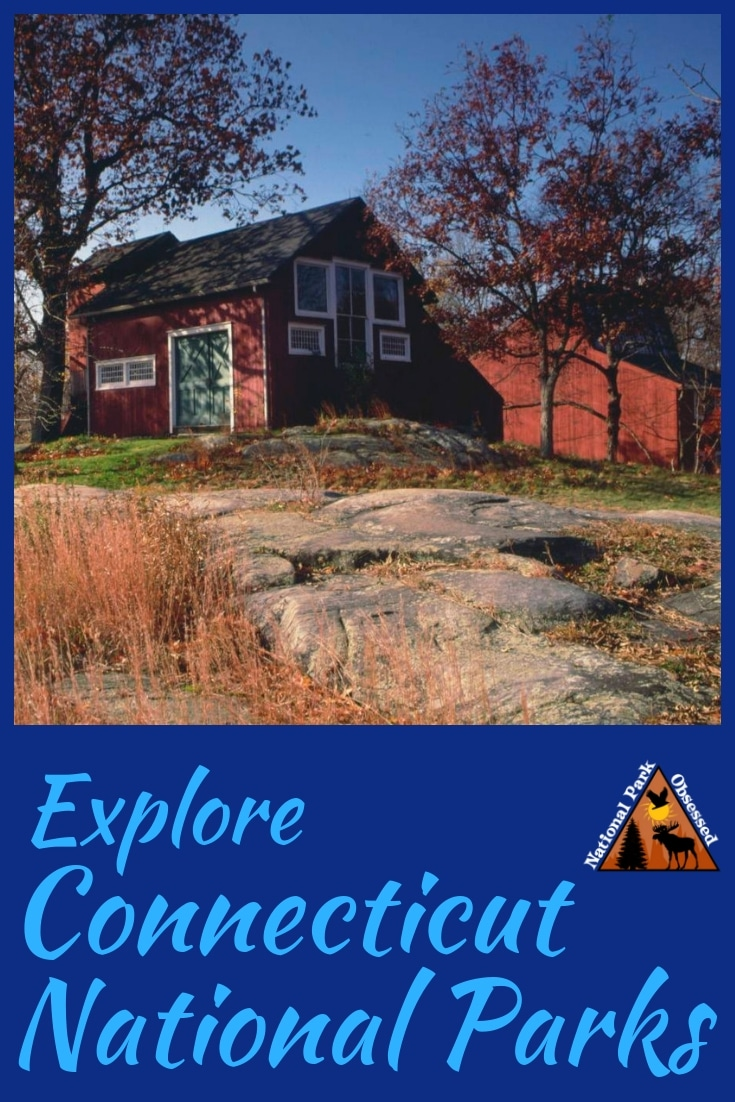Heading to Connecticut and want to visit its amazing national park: Weir Farm National Historic Site. Weir Farm is dedicated to visual arts. #findyourpark #nationalparkobsessed #connecticut