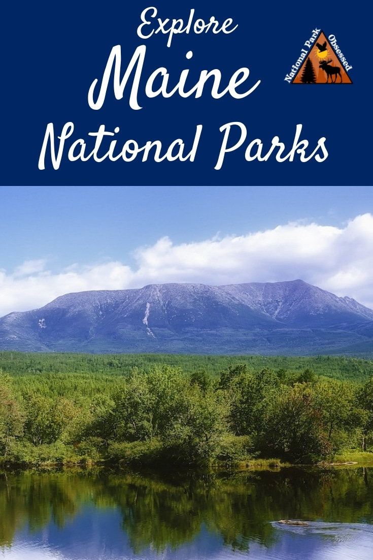 Looking to explore the national parks of Maine? Here is a complete list of all the national park service sites in Maine they range from Acadia National Park to Saint Croix Island International Historic Site. #nationalparks #maine #nationalpark #nationalparkobsessed #findyourpark #nationalparkgeek