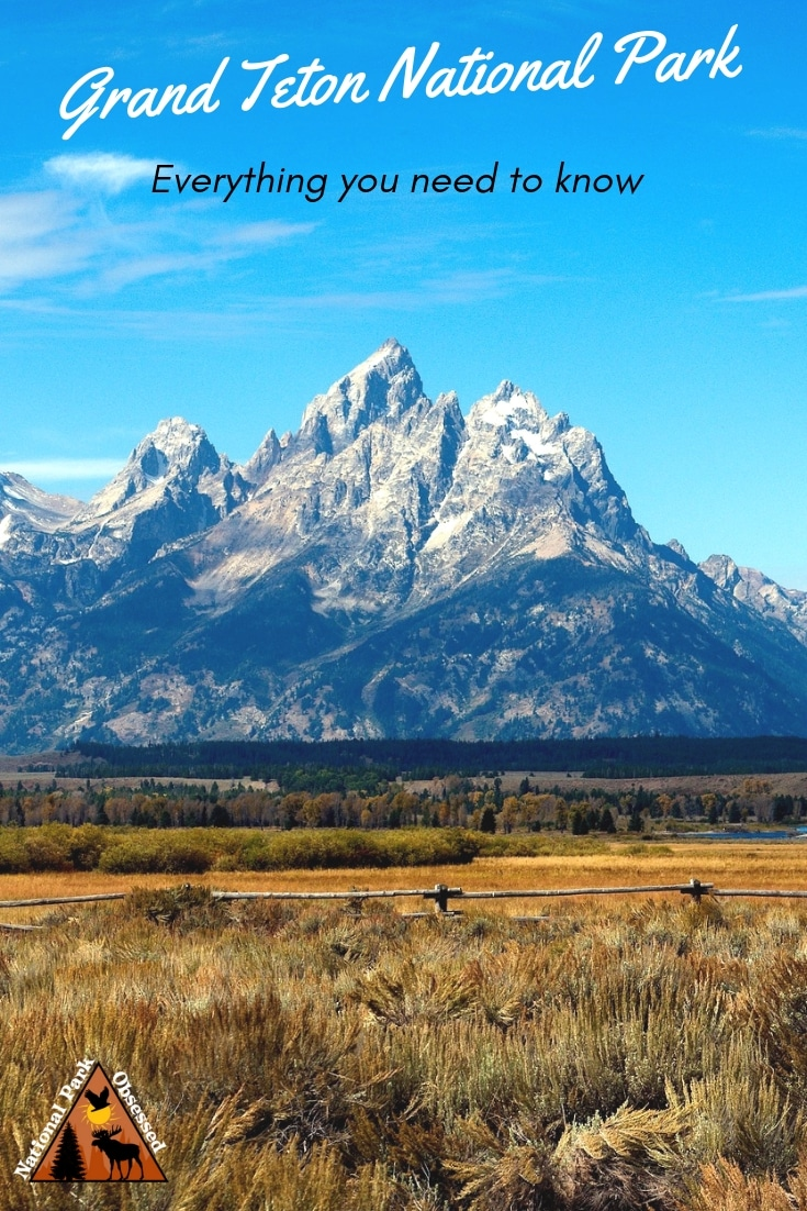 Planning to visit Grand Teton National Park? Don't know where to start. Let National Park Obsessed help you plan your trip with guides, itineraries, things to know and much much more.