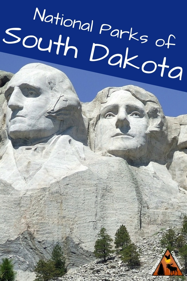 Heading to South Dakota and want to explore the state? The National Parks of South Dakota is home to a wealth of national parks and lands. #nationalparks #nationalpark #southdakota #SD #nationalparkobsessed #nationalparkgeek