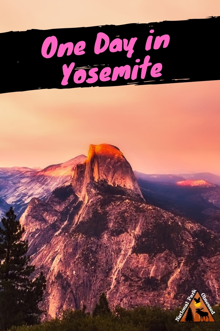 Looking to spend one day in Yosemite National Park? Here is everything you need to know to spend one day exploring Yosemite Valley. #yosemite #yosemitenps #nationalparks #nationalpark #yosemitevalley #califorina Yosemite national park vacation. Yosemite national park | Yosemite national park vacation | Yosemite national park photography | Yosemite national park itinerary | Yosemite hikes | Yosemite itinerary