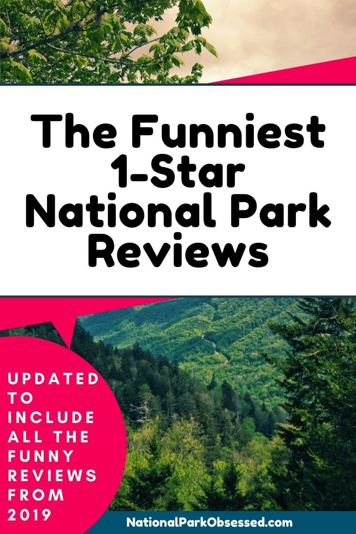 Ever wonder how non-outdoors people see the national parks?  TripAdvisor and Yelp gives them a perfect forum to share their experiences in the parks.    #nationalparks #nationalparkobsessed #nationalparks #findyourpark