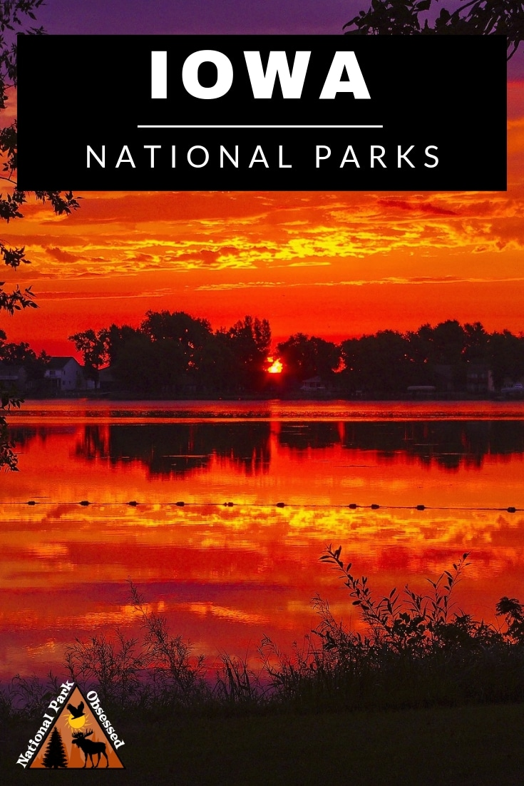 Heading to Iowa and want to explore a couple of national park service units. The state has plenty of history and wilderness to explore. #nationalparks #nationalpark #findyourpark #nationalparkobsessed #iowa National Parks of Iowa, Iowa National Parks
