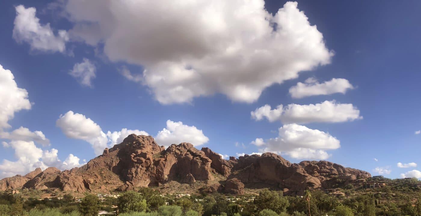 Camelback Mountain in Scottsdale