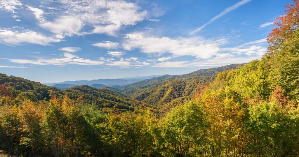 Great Smoky Mountains Fall