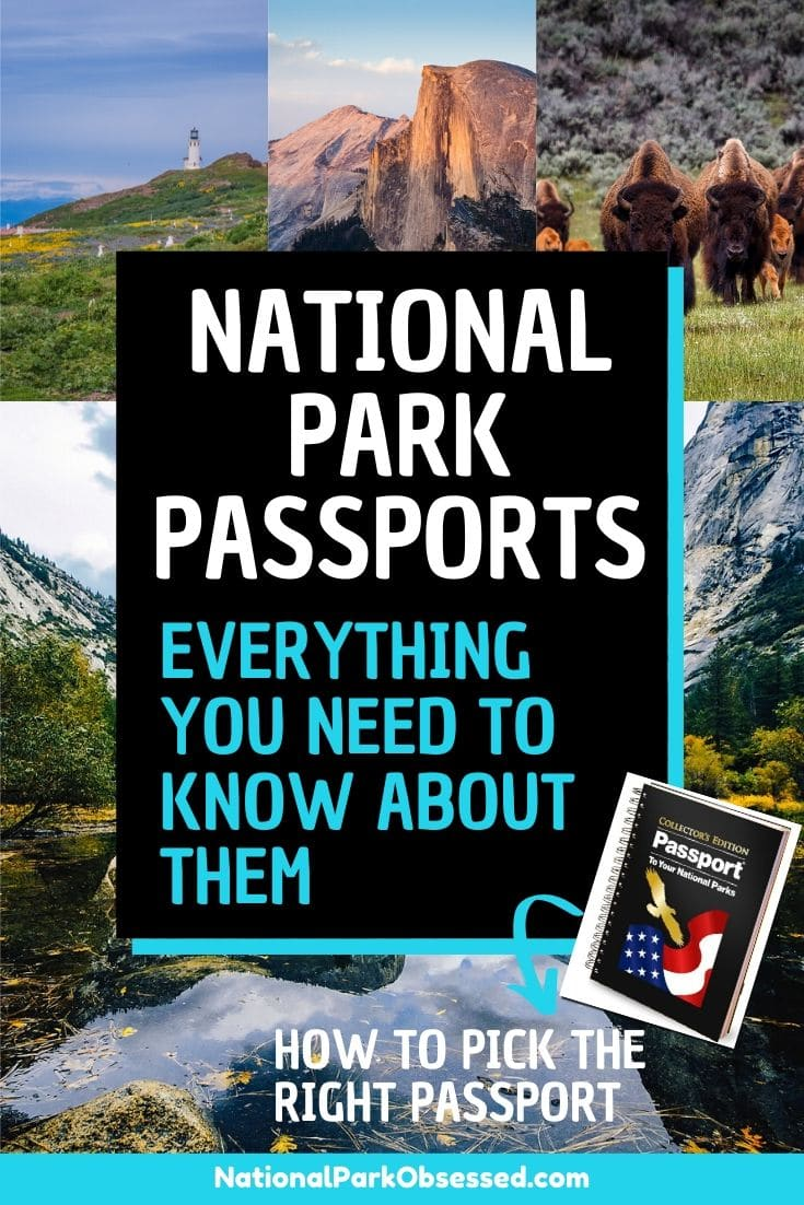 If you plan on visiting the national parks, you need a National Park Passport. This book is one of the best national park mementos and lets you track your park visits with a cancellation stamp and the date you visited. #findyourpark #nationalparks #nationalpark / National Park Passport Stamps / National Park cancellation stamps